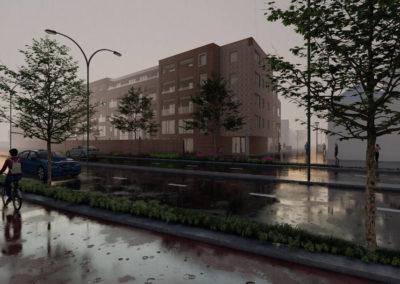 Appartementen Pastoriestraat Eindhoven